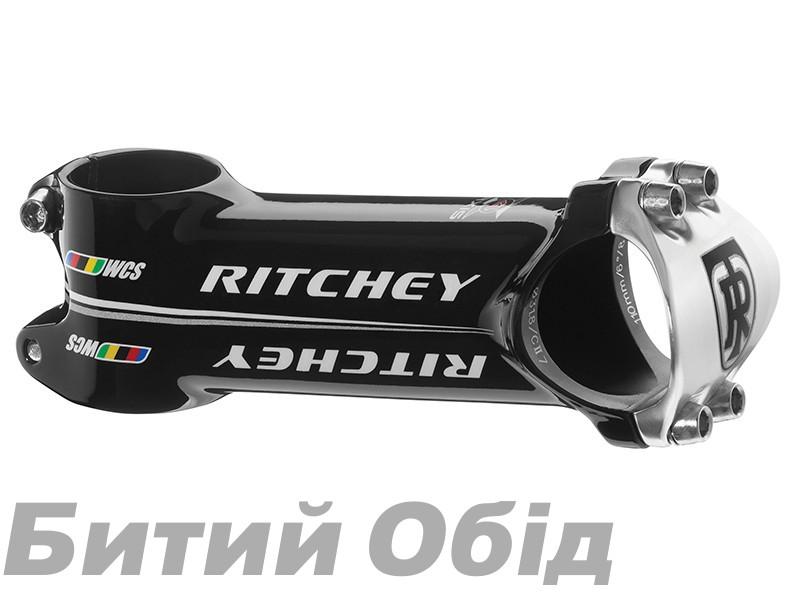 Вынос Ritchey WCS 4Axis 44 O/S Thrdlss Wet Black фото, купить, киев, запорожье