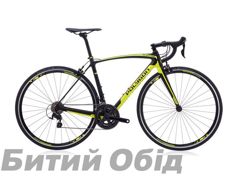Велосипед POLYGON STRATTOS S2 RED (2018) фото, купить, киев, запорожье