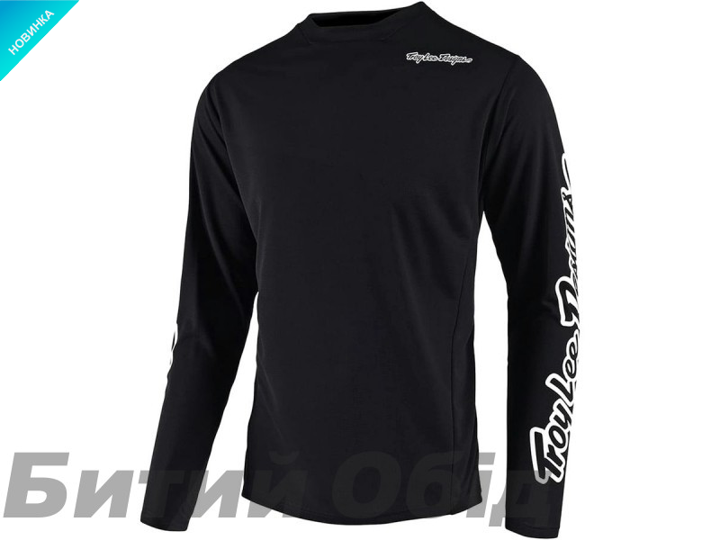 Джерси TLD Sprint Jersey [black]