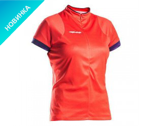 Джерси TLD WMN Ace Jersey [bright coral]