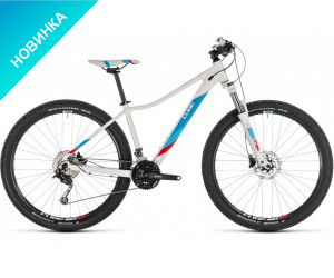 Велосипед Cube ACCESS WS PRO 27.5 (white´n´blue) 2019 года