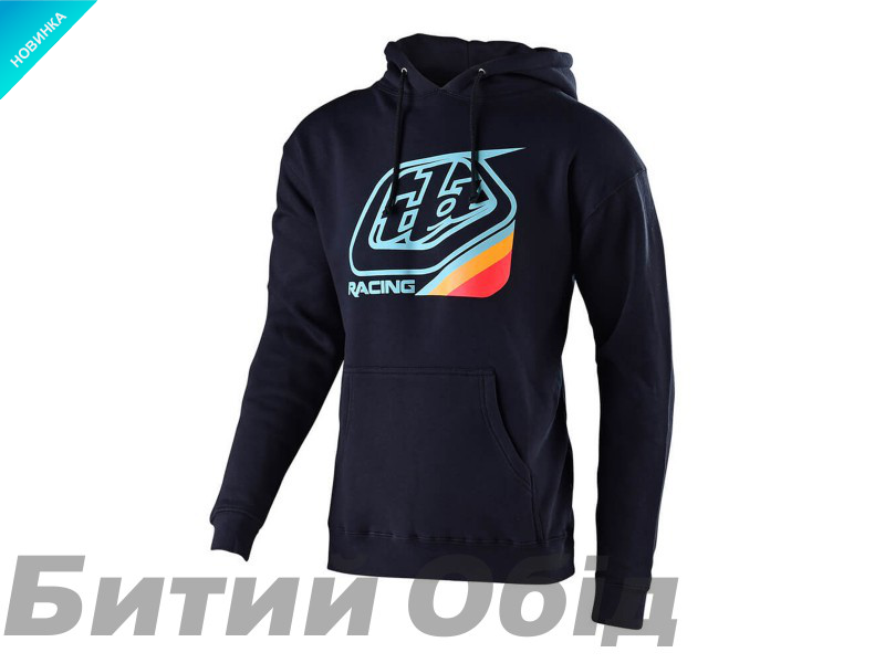 Худи TLD Precision 2.0 Pullover (Navy)