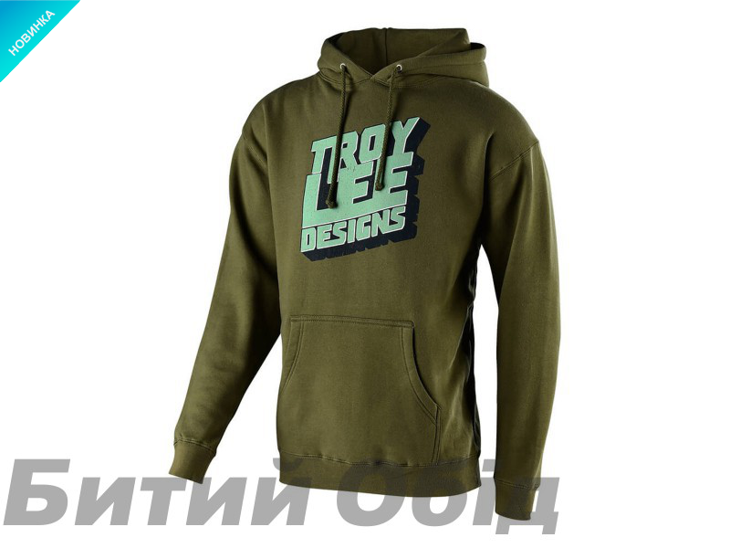 Худи TLD Block Party Pullover [ARMY]