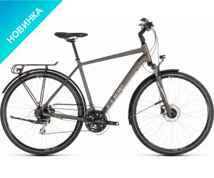 Велосипед Cube Touring Pro (brown´n´silver) 2019