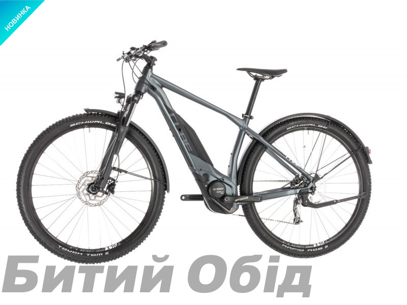 Велосипед Cube Acid Hybrid ONE 500 Allroad 29 (grey´n´white) 2019