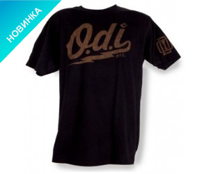Футболка ODI Ace Tee Black