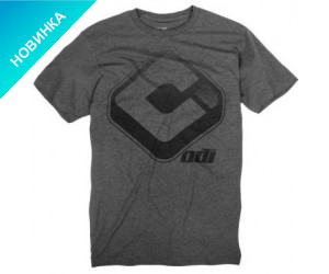 Футболка ODI Matrix Tee Dark Gray